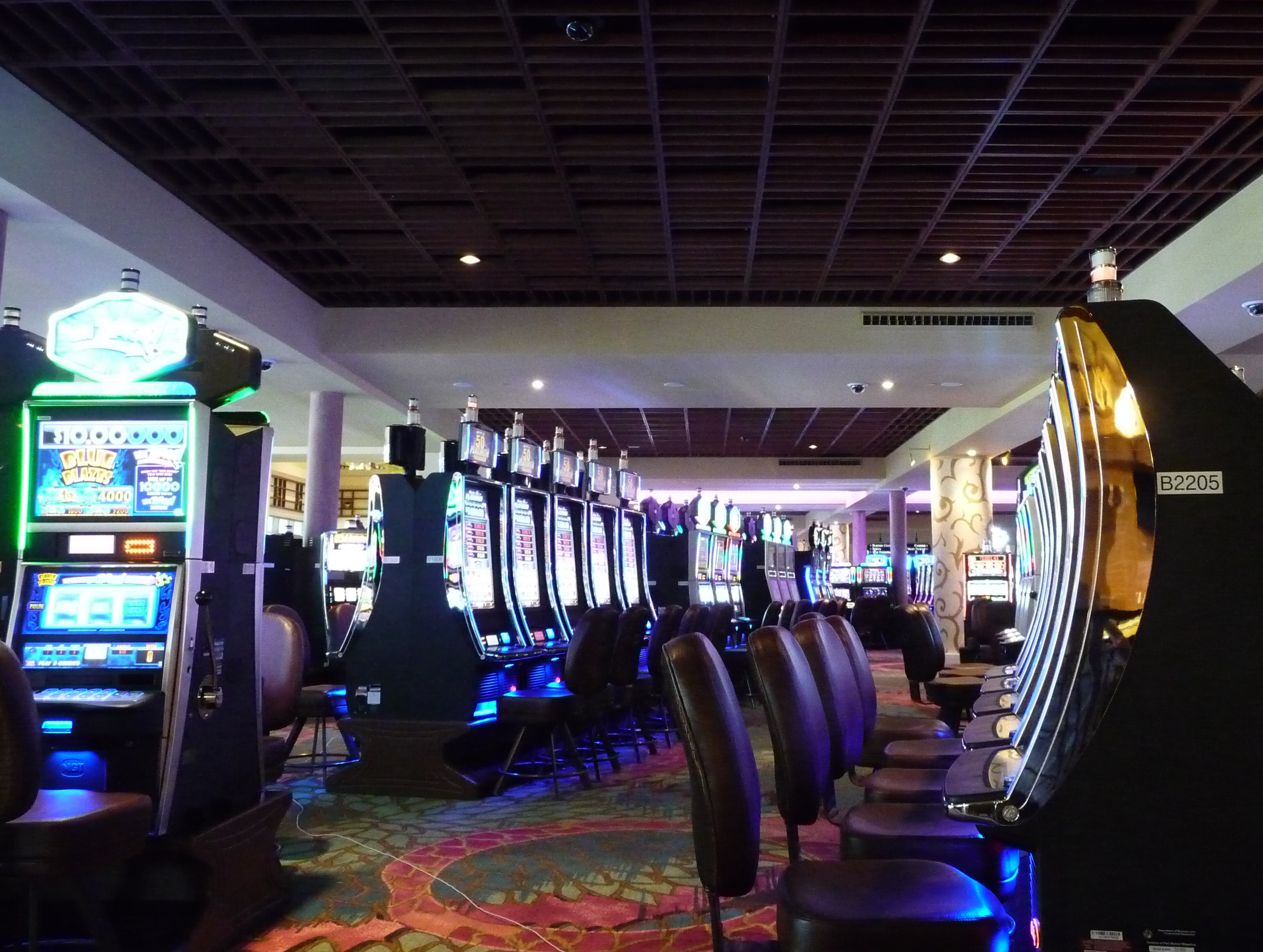 Hialeah Park Casino Acoustical Av Design By Marsh Pmk Theater Structured Wiring Home Networking Orlando Central Florida
